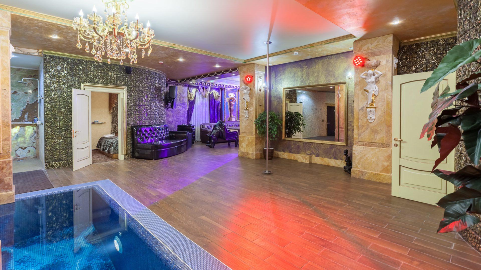 Баня «Glamour»